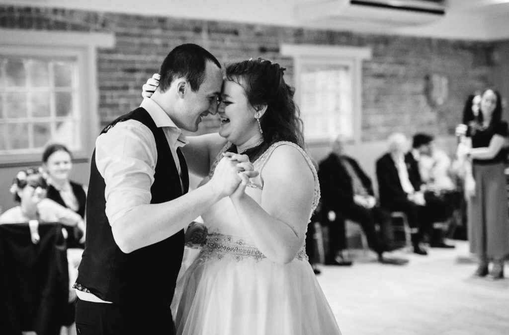 Mat and Amber's Wedding Highlights Video from Sopley Mill in Dorset